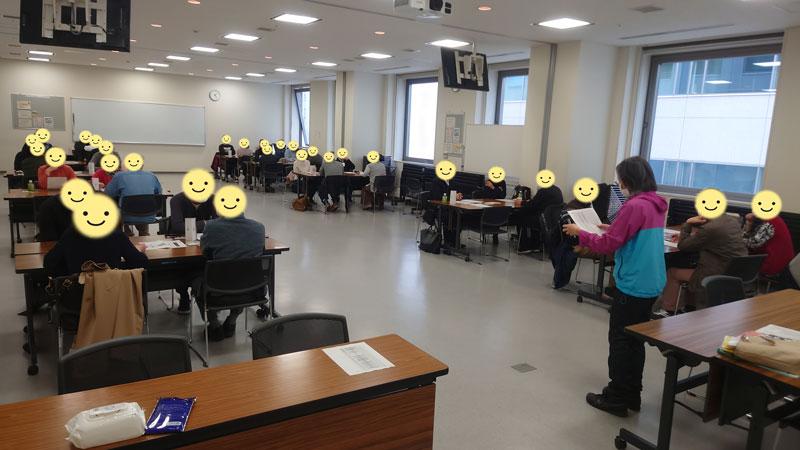 お独り様交流会第1部~2020年11月7日【北海道】