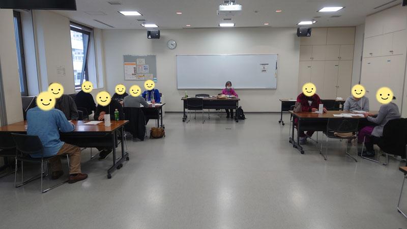 お独り様交流会第2部~2020年11月7日【北海道】