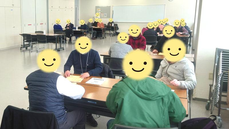 お独り様交流会第一部~2021年3月6日【北海道】