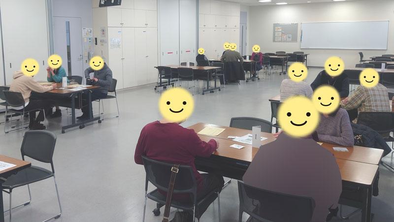 お独り様交流会第2部~2021年3月6日【北海道】