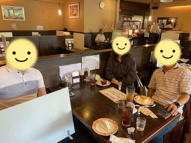 0046さんのミニランチオフ会~2021年7月24日(土)【北海道】