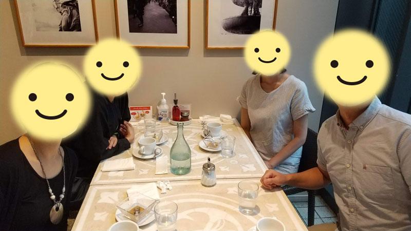 年齢不問ランチ会~2021年9 月12日【東京】