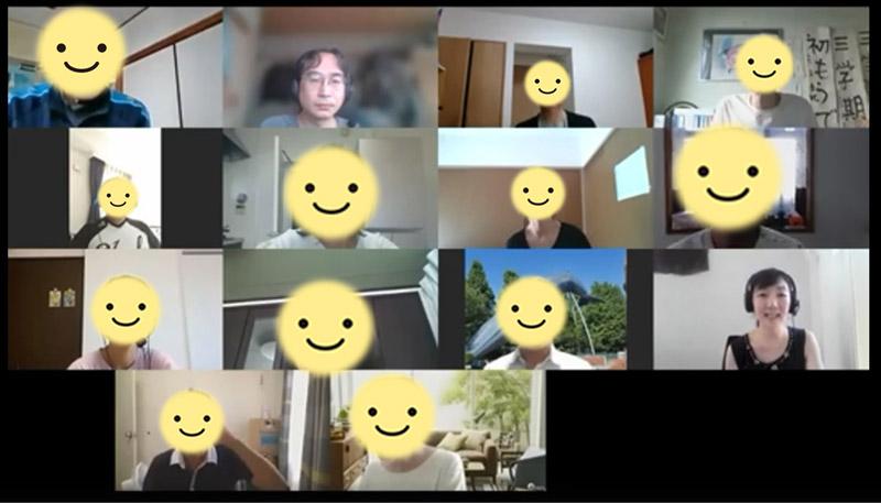 ZOOM交流会-2021年10月2日